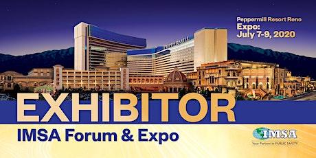 2020 EXHIBITORS - IMSA Forum &  Expo tickets