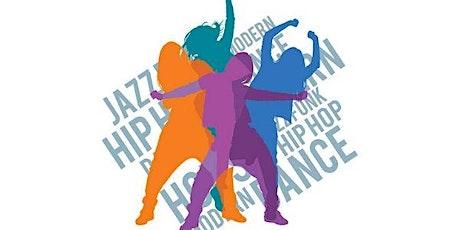 Adult Street Dance Fitness Class tickets