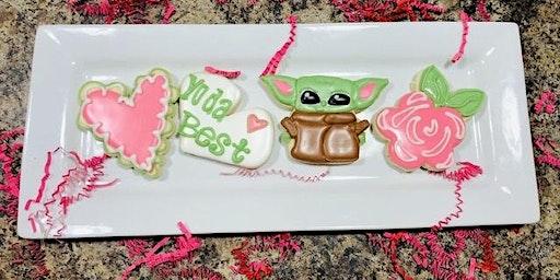 Valentines Cookie Decorating Class!