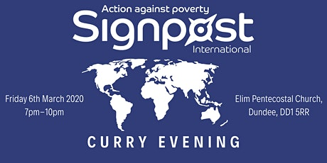 Signpost International Curry Evening tickets