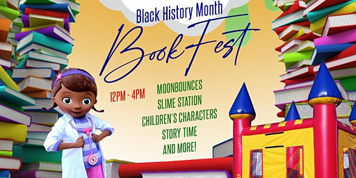 OCN Book Fest (Black HIstory Month Edition)