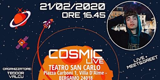 Daniel Cosmic LIVE