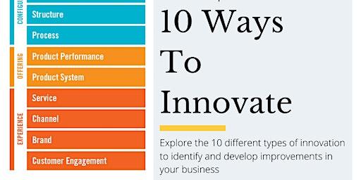 10 Ways to Innovate
