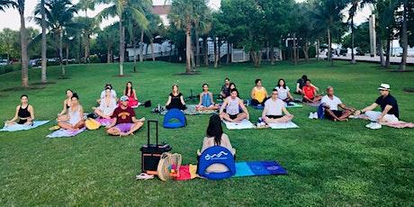 Martes Meditamos En Miami Gratis @goldenagemiami tickets