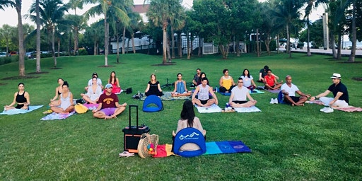 Martes Meditamos En Miami Gratis @goldenagemiami