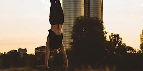 "Workshop ""Handstands"" Yoga Équilibre tickets"