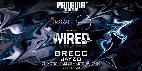 BRECC at Panama Amsterdam · WIRED. tickets