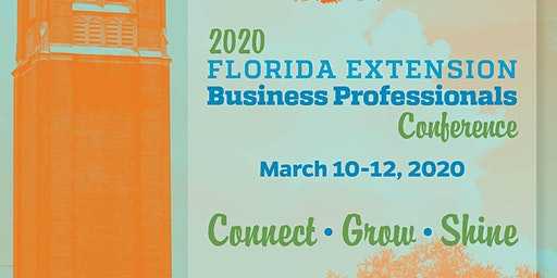 2020 Florida Extension Business Professionals Conference (FEBPC)