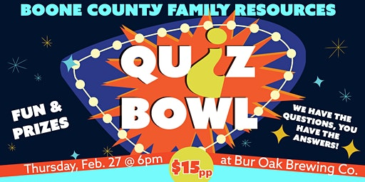 Boone County Family Resources Quiz Bowl
