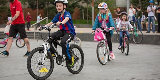 Cycle Training for Children - Child Level One (Belfast)