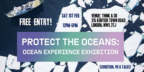 Ocean Experience: Journey from Pole to Pole Exhibition tickets