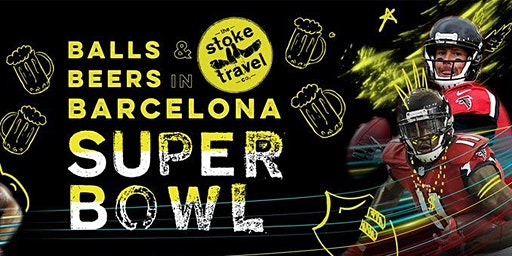 Barcelona Super Bowl LIV Party