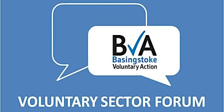 Voluntary Sector Forum tickets