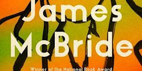 """James McBride """"Deacon King Kong"""" tickets"""