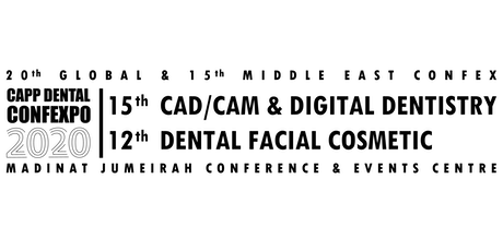 15th CAD/CAM Digital Dentistry & 12th Dental Facial Cosmetic-CONFEXPO 2020 tickets