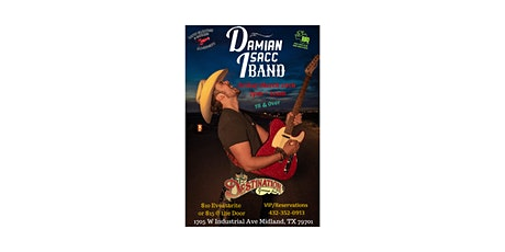 Damian Isacc Band tickets