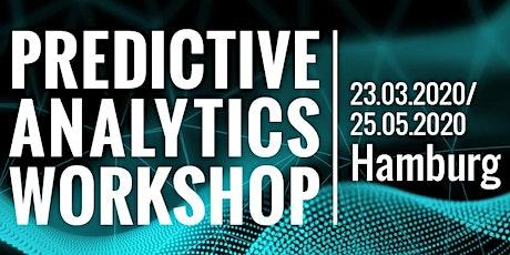 Predictive Analytics-Workshop - vorausschauende Analysen für Ihr Business Tickets