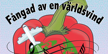 """""""FÅNGAD AV EN VÄRLDSVIND"""" - skolföreställning tickets"""