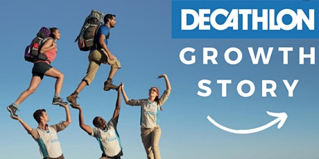 Decathlon. The growth story - Fierce Ladies behind the scenes event tickets