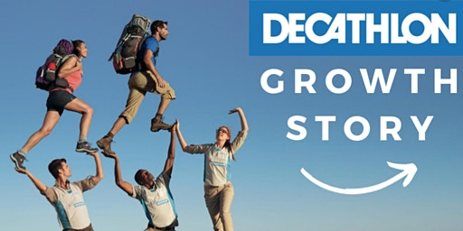 Decathlon. The growth story - Fierce Ladies behind the scenes event