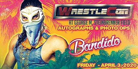 Bandido at WrestleCon 2020 - Tampa FL tickets