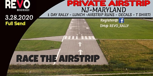 Airstrip Road Rally