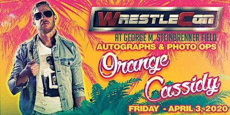 Orange Cassidy at WrestleCon 2020 - Tampa FL tickets