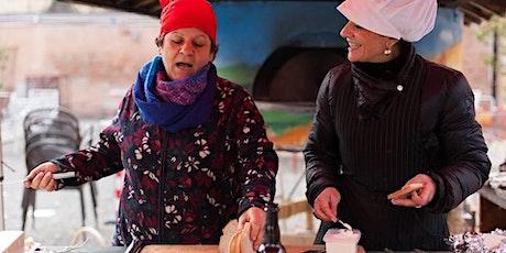 Al Mercato facciamo gli spiedini di pollo verdure con Pollo Samoggia! biglietti