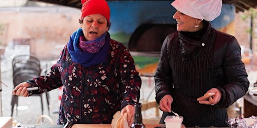 Al Mercato facciamo gli spiedini di pollo verdure con Pollo Samoggia!