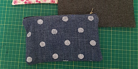 Februarty holiday Sewing Workshop - (Make a pencil tickets