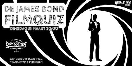 De James Bond FilmQuiz   Breda tickets