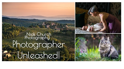 Photographer Unleashed! Photography for Beginners tickets