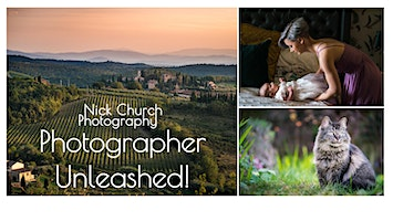 Photographer Unleashed! Photography for Beginners