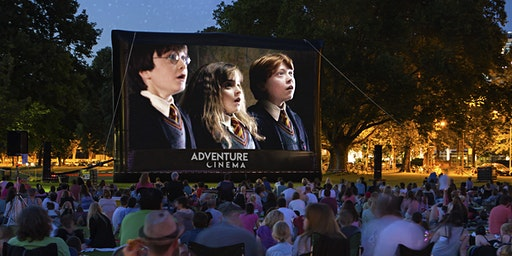 Harry Potter Outdoor Cinema Experience at Caldicot Castle