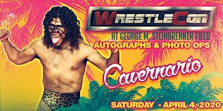 Cavernario at WrestleCon 2020 - Tampa FL tickets