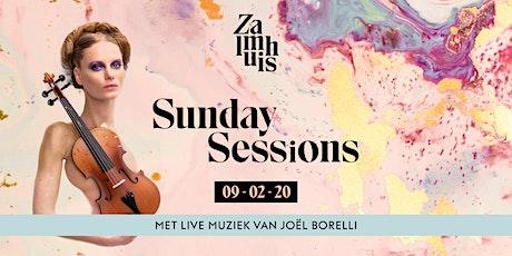 Sunday Sessions met Joël Borelli tickets