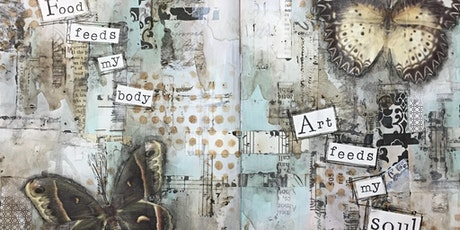 Mixed Media - Art Journaling tickets