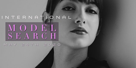 2020 International Model & Talent Search tickets