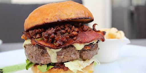 Genießen Sie einen exquisiten Brunch mit Dry Aged Beef Burger