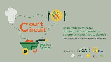 Court-circuit | Journée entre producteurs, restaurateurs et institutions