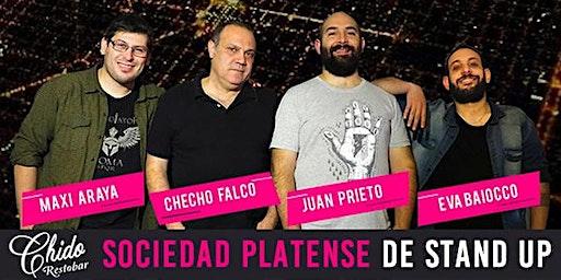 Sociedad Platense de Stand Up en Chido La Plata
