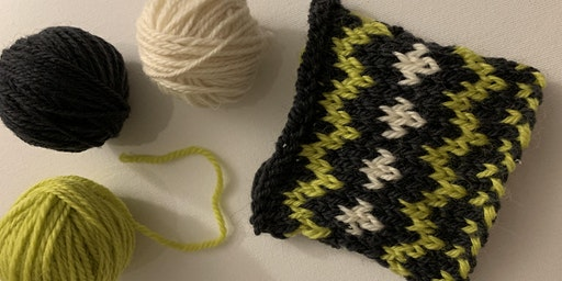 Louise Patterson - Intro to Stranded Fair Isle Knitting