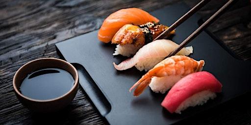 Sushi Lunch !!!