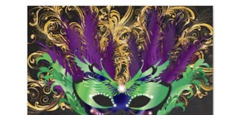 Infused Murder Mystery  Mardi Gras Party tickets