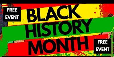 Black History Fashion Meets Poetry /Music &  Shop Black Business Showcase