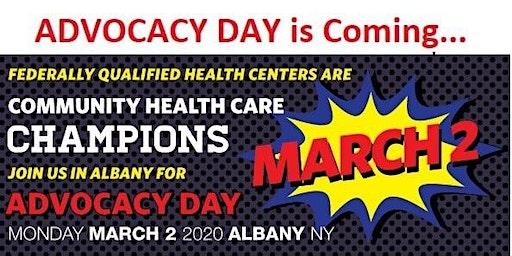 ADVOCACY DAY in ALBANY, NY
