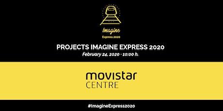 Presentaciones proyectos Imagine Express 2020 entradas