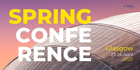 EYBA Spring Conference 2020: Glasgow tickets