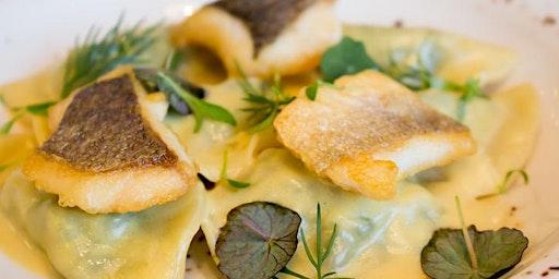 Genießen Sie ein 3 Gänge Dinner mit Chili-Garnelen im Landgasthaus Böhm