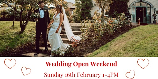 Corick House Hotel & Spa Wedding Open Weekend